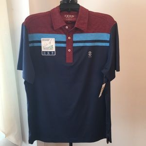 IZOD  NWT golf shirt size medium